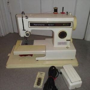 "Kenmore ""Ultra Stitch"" sewing machine"