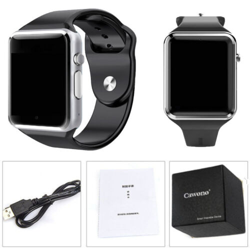 $11.99 - A1 Smart Wrist Watch Bluetooth Waterproof GSM Phone For Android Samsung iPhone