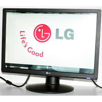 LG Flatron W2242TQ 22 inch Widescreen LCD Monitor for Computers
