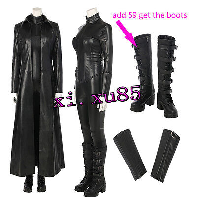 Underworld: Blood Wars The Vampire Warrior Selene Cosplay Costume Custom Made - Vampire Custome