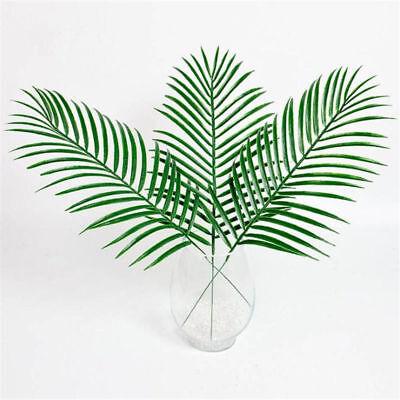 Artificial Tropical large Palm Tree Leaves Palm Plants Leaf Fake Greenery - Palm Tree Leaf