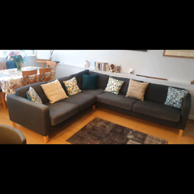 Karlstad Corner sofa