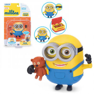 Brand New Minions Deluxe Action Figures
