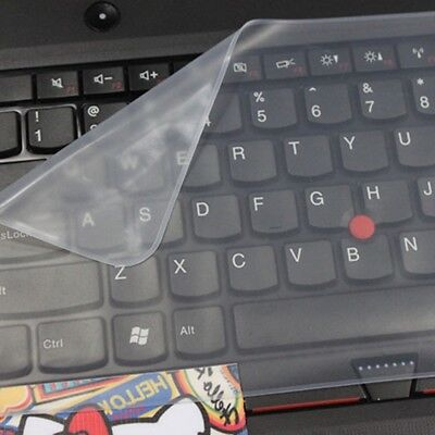 Silicone Transparent Soft Keyboard Thin Protective Laptop Keyboard Film Cover (Laptop Keyboard Protection)