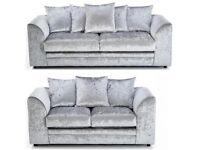 320£ ONLY 3+2 AND CORNER SOFA IN STOCK