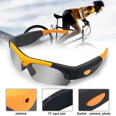1080P HD Hidden Security Camera Spy Eyewear DVR Video Sunglasses Recorder TF for sale  Shipping to Nigeria