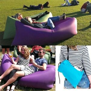 LAZY OUTDOOR AIR COUCH!! SUPER COMFORTABLE