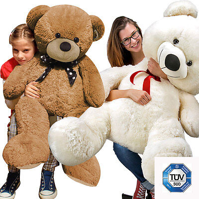 Large Teddy Bear Giant Bears Big Soft Plush Toys Kids Huge Gift Toy Cuddly XXL