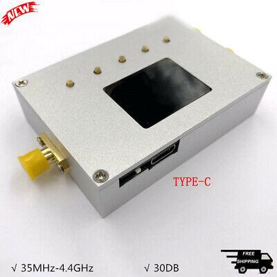 Adf4351 35mhz-4.4ghz Pll Signal Source Frequency Synthesizer 30db Dynamic Range