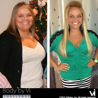#1 Weight Loss Challenge, Body By Vi, Visalus