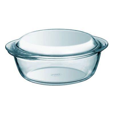 Pyrex 1.4 Litre Round Casserole Dish Kitchen Cookware
