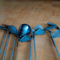 Right handed clubs