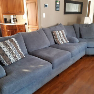 Beautiful Sectional Couch For Sale