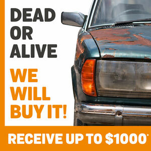 WE BUY CARS IN ANY CONDITION ***CASH***