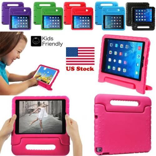 Kids Safe EVA Foam Handle Case Cover For iPad Air 1 2 Pro 9.