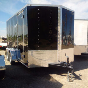 New 2017 Continental Cargo  14' V-Nose by 7' Width