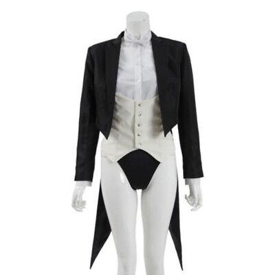 New!Superhero Zatanna Zatara Cosplay Costume Suit Women Magician Uniform - Zatanna Costume