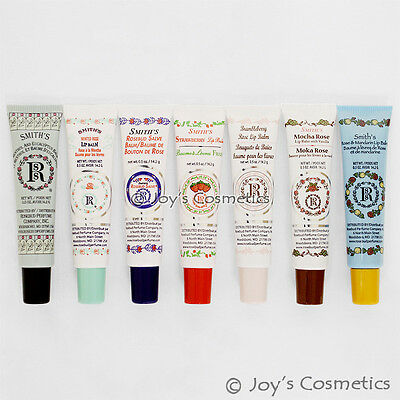 "4 ROSEBUD Lip Balm Salve Tube  ""Pick Your 4 Scent "" *Joy's c"
