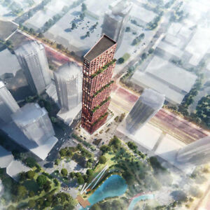 61 FLOORS!!! INVEST pre construction!!! Vaughan SUBWAY!