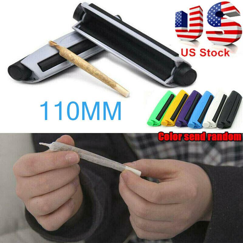 Portable Cigarette Rolling Machine DIY Manual Tobacco Joint Roller Tool Kingsize