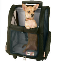 Snoozer 86310 L, wheeled 4-in-1 Pet Carrier... also have a Small