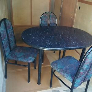 Kitchen Table and Chairs Kitchener / Waterloo Kitchener Area image 1