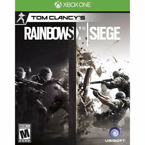 GTA5 Xbox one rainbow six siege, barely played West Island Greater Montréal image 2
