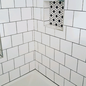 Tile Repairs and Grout Cleaning