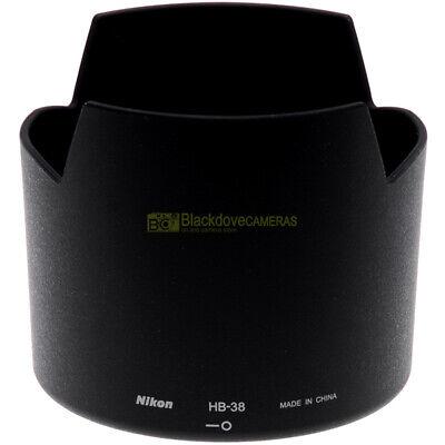 Nikon paraluce HB-38 per AF-S 105mm f2,8 Micro VR ORIGINALE HB38 hood for 105 mm