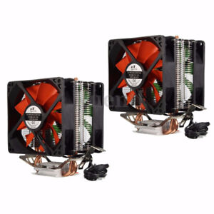 Heatsink / Fan Design for Servers, Workstations and Desktop Comp