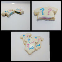 Sugar Cookies & Edible Images, cakes