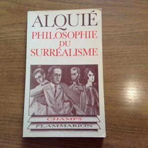 Philosophie du surréalisme