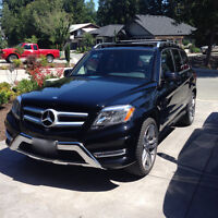 2014 Mercedes-Benz GLK-Class GLK250 BlueTec SUV, Crossover