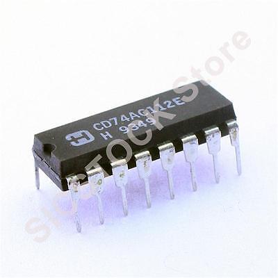 5pcs Cd74ac112e Ic Dual Jk Flip-flop 16-dip Ac112 74ac112