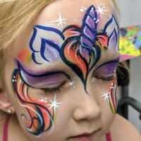 Professional Face Painting, Airbrush Tattoos, Balloons and More!