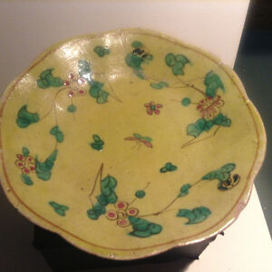 Beautiful Antique Chinese Plate #