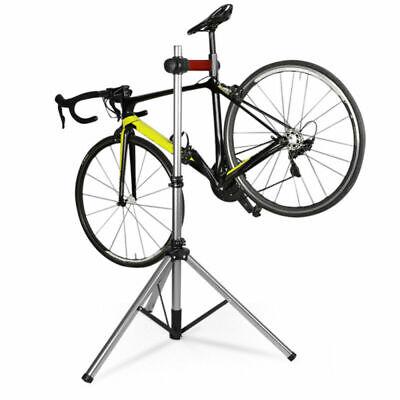 Heavy Duty Bike Repair Stand Adjustable Maintenance Folding Bike Rack Tool Z2F0