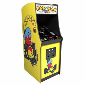 Looking for arcade machines
