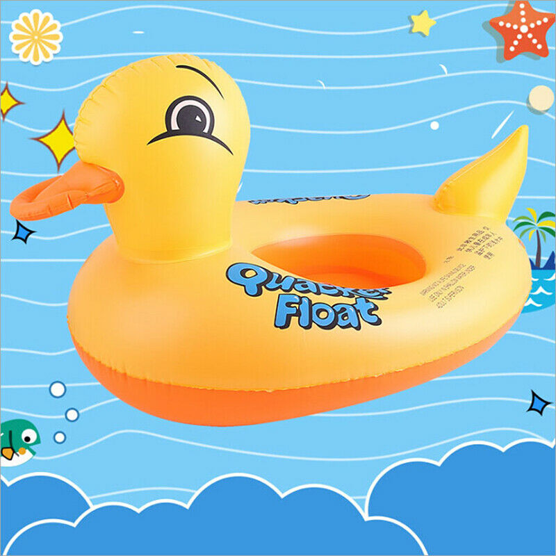 Duck Float Kids Inflatable Baby Toddler Swimming Swim S… | Does not apply