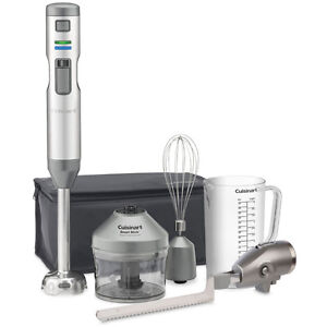 CUISINART Smart Stick® Cordless Rechargeable Hand Blender