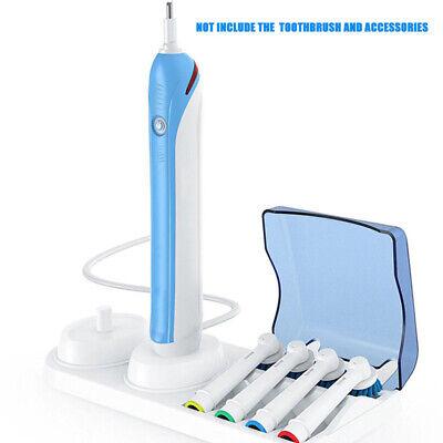 1X Cepillo Dientes Eléctrico Cabeza Soporte de Cargador Base para Oral-b