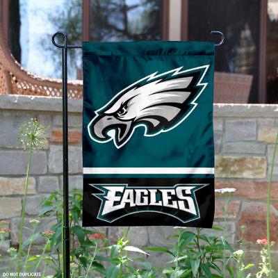 Philadelphia Eagles Garden Flag and Yard Banner (Philadelphia Eagles Garden)