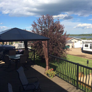 RV Lot in year round Gated Community at Lac Sante Alberta