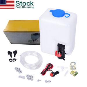 Washer Fluid Tank: Windshield Wiper System   eBay