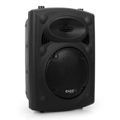 """(B-WARE) PROFI DJ PA LAUTSPRECHER HIFI STUDIO BOX 300W PARTY SOUND SPEAKER 8"""", gebraucht gebraucht kaufen  Berlin"""