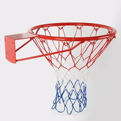 18inch Standard Rim Basketball Rim Weather Hoop Goal Outdoor Indoor Basketball