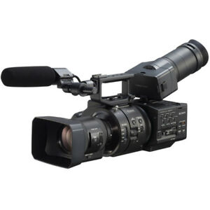 Sony NEX-FS700R PACKAGE!