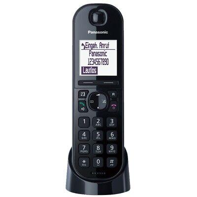 Panasonic KX-TGQ200GB IP-Telefon schwarz CAT-iq Router kompatibel