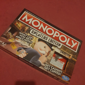 Monopoly Game - Cheaters Edition