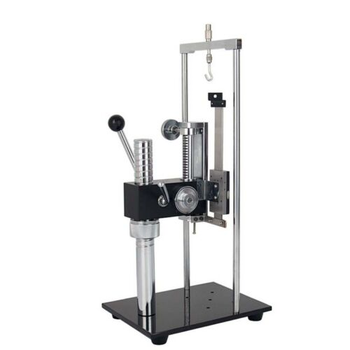 Manual Tension Test Bench Digital Display Spring Tension Tester 500N Ergometer